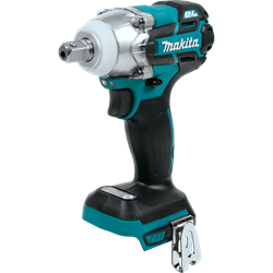 Makita 18V LXT? Lithium-Ion Brushless Cordless 3-Speed 1/2 in. Impact Wrench (Tool Only) - XWT02Z