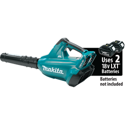 Makita 18V X2 LXT Lithium-Ion (36V) Brushless Cordless Blower (Tool Only) - XBU02Z