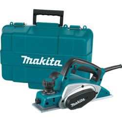 Makita 3-1/4 in. Planer with Tool Case - KP0800K