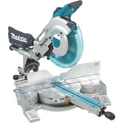 Makita 12 In. Laser Dual Slide Compound Miter Saw - LS1216L
