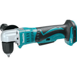 Makita 18V LXT Lithium-Ion Cordless 3/8 in. Angle Drill, Keyless (Tool Only - XAD02Z