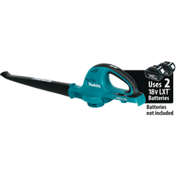 Makita 18V X2 LXT? Lithium-Ion (36V) Cordless Blower, Tool Only - XBU01Z