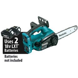 Makita 18V X2 LXT? Lithium-Ion (36V) Cordless Chain Saw, Tool Only - XCU02Z