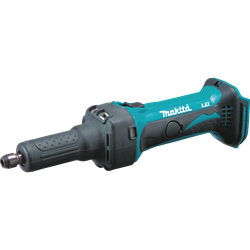 Makita 18 Volt LXT? Lithium-Ion Cordless 1/4 in. Die Grinder, Tool Only - XDG01Z
