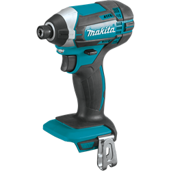 Makita 18 Volt LXT Lithium-Ion Cordless Impact Driver (Tool Only) - XDT11Z