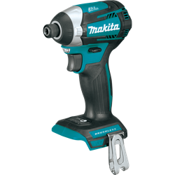 Makita 18 Volt LXT Lithium-Ion Brushless Cordless Quick-Shift Mode 3-Speed Impact Driver (Tool Only) - XDT14Z