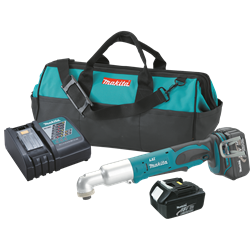 Makita 18V LXT Lithium-Ion Cordless Angle Impact Driver Kit - XLT01