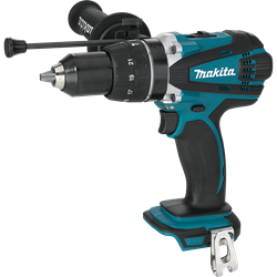 Makita 18V LXT Lithium-Ion Cordless 1/2 in. Hammer Driver Drill (Tool only) - XPH03Z
