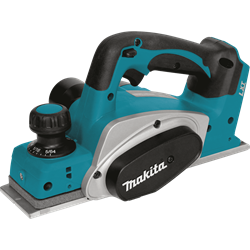 Makita 18V LXT Lithium-Ion Cordless 3-1/4 in. Planer (Tool only) - XPK01Z