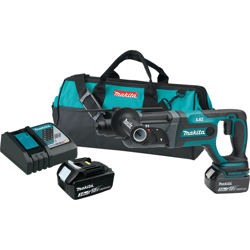 18V LXTLithium-Ion Cordless 7/8 in. Rotary Hammer Kit, Accepts SDS-Plus Bits