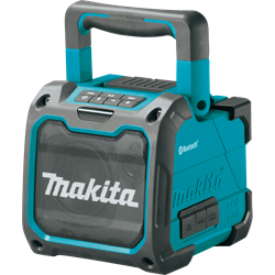 Makita 18 Volt LXT Lithium-Ion Cordless Bluetooth Job Site Speaker (Tool Only) - XRM07