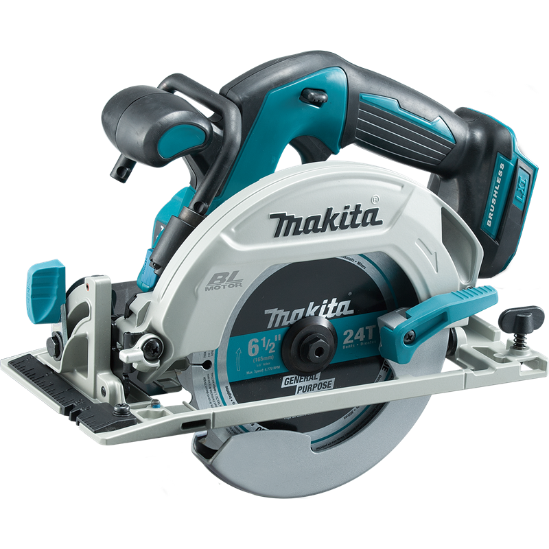 18V LXTLithium-Ion Brushless Cordless 6-1/2 in. Circular Saw (Tool only)