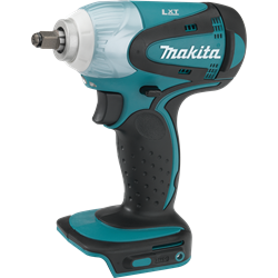 Makita 18V LXT? Lithium-Ion Cordless 3/8 in. Sq. Drive Impact Wrench (Tool Only) - XWT06Z