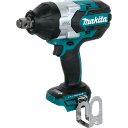Makita 18 Volt LXT Lithium-Ion Cordless High Torque 3/4 in. Sq. Drive Impact Wrench (Tool Only) - XWT07Z