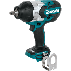 Makita 18-Volt LXT Lithium-Ion Brushless Cordless High Torque 1/2 in. Sq. Drive Impact Wrench (Tool Only) - XWT08Z