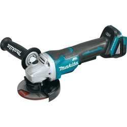 18-Volt LXTLithium-Ion Brushless Cordless 4-1/2 in. Paddle Switch Cut-Off/Angle Grinder (Tool Only)