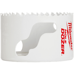 "Milwaukee 2-1/4"" Hole Dozer Bi-Metal Hole Saw - 49-56-0132"