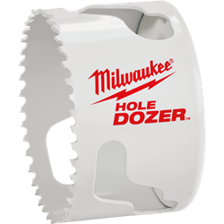 "Milwaukee 3-3/4"" Hole Dozer Bi-Metal Hole Saw - 49-56-0203"