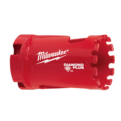 "Milwaukee 1-1/4"" Diamond Plus Hole Saw - 49-56-5620"