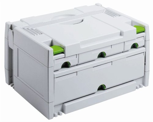 Festool  Sortainer 4 drawers  -  491522