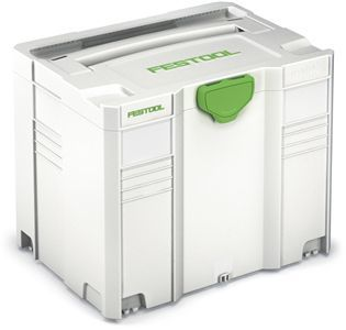 Festool  Systainer SYS 4 empty  -  497566