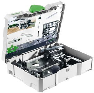Festool  Hole drilling set in systainer, Replaces 583291  -  584100