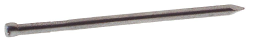 "Grip-Rite 2-1/2"" 8 Penny Bright Steel Nail 1 lb Box - 8F1"