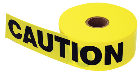 Keson Caution Tape - 1000 - BT-1200