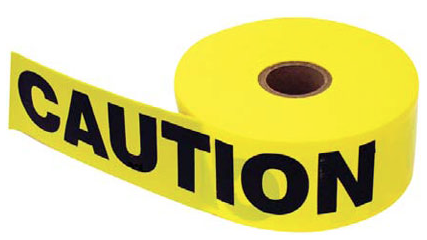 Keson Caution Tape - 200 - BT-210