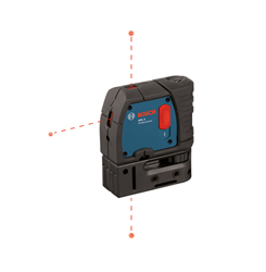 Bosch GPL 3 Self Leveling 3 Point Laser - GPL 3